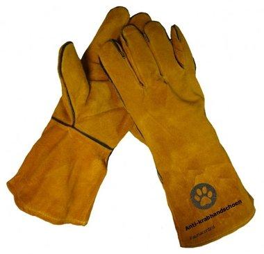 Anti-krab handschoen