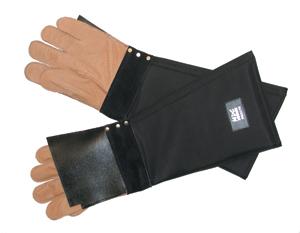 handeling handschoen