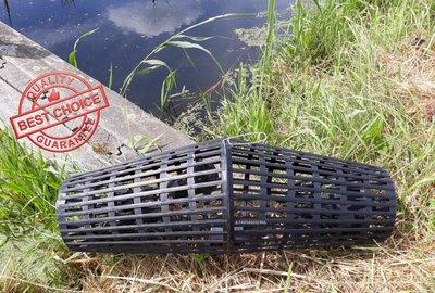 rivierkreeftenkorf zwart