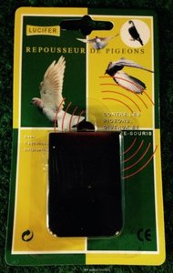 ultrasone vogelverjager